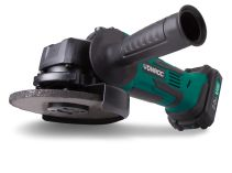 VONROC Winkelschleifer 115mm - 20V - 2.0Ah | Mit Akku und Schnellladegerät