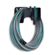 Garden hose 20m | incl. hose holder, nozzle and couplings