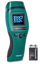 Moisture meter - Professional | High contrast LCD