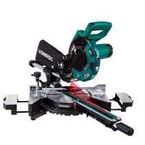 Radial Mitre Saw 2000W - 216mm | With laser & LED-light