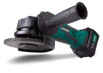Angle grinder 20V - 115mm | Incl. 4.0Ah battery and charger