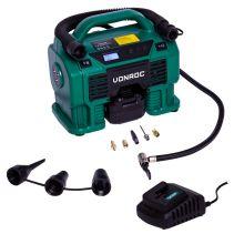 Compressor 20V - 12V | Incl. 4.0Ah battery and charger