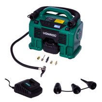 Compressor 20V - 12V | Incl. 2.0Ah battery and charger