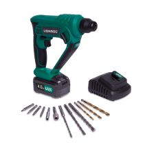 Rotary hammer 20V - 4.0Ah | Incl. battery and charger