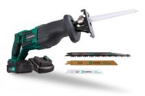 Reciprocating saw 20V - 2.0Ah | Incl. 5 saw blades (Made in Germany)