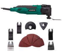 Oscillating Multi tool 300W - including 61 accessories | VONROC