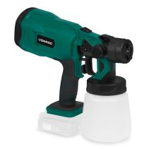 Cordless spray gun 20V | Excl. battery and quick charger