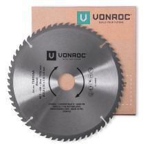 Saw blade for table saw - 210 x 30mm - 60T | Universal