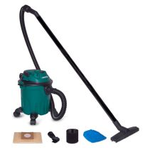 Wet and dry vacuum cleaner 1000W with 12L tank