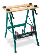 Clamping Workbench - load capacity up to 150kg