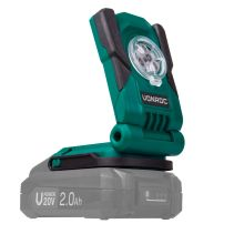 Work light 20V - 6 positions | Excl. battery & charger