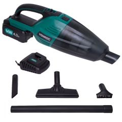 Handheld vacuum cleaner 20V - 4.0Ah | Incl. battery and charger